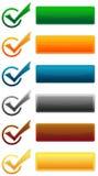Vector: Conjunto de elementos Imagenes de archivo