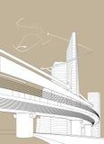 Vector constructivo del diseño