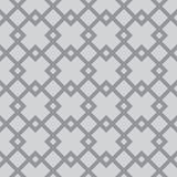 Vector continuous grid with squares. Stock Image