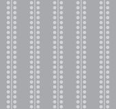 Vector continuous wallpaper with lines and circles. Stock Photography