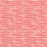 Vector coral pink seamless fabric texture. Canvas for embroidery. Suitable for textile, gift wrap and wallpaper