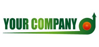 Vector corporate arrow Royalty Free Stock Photos