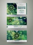 Vector Corporate identity templates Stock Photo