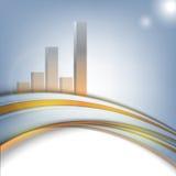 Vector corporate statistic Stock Photo