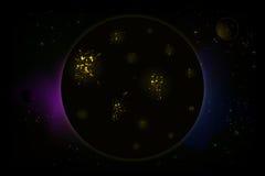 Vector cosmos  Stock Photography