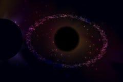 Vector cosmos  Royalty Free Stock Image