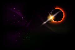 Vector cosmos  Stock Image
