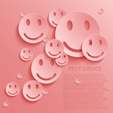 Vector creative background. Eps10 Royalty Free Stock Images