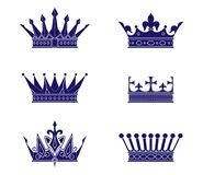 Free Vector Crown Silhouette Stock Photo - 151770470