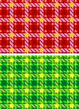 Vector cuadrado de la textura Fotos de archivo libres de regalías