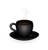 Vector Cup Of coffee Royalty Free Stock Images