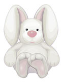 Vector of cute rabbit isolated Royalty Free Stock Photo