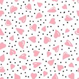 Heart pattern Stock Photo
