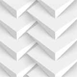 Vector 3d banners and squares. Design Royalty Free Stock Photos