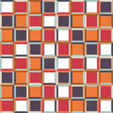 Vector 3d color pattern background Stock Images