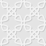 Vector 3d seamless geometric pattern background Royalty Free Stock Photo