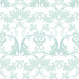 Vector damask pattern ornament Royalty Free Stock Images