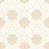 Vector damask seamless pattern background. Classical luxury old fashioned damask ornament, royal victorian seamless Royalty Free Stock Photos