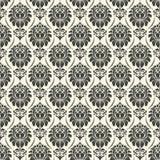 Vector damask seamless pattern background. Elegant Royalty Free Stock Images