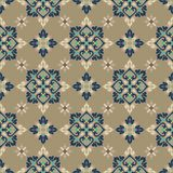 Vector damask seamless pattern Royalty Free Stock Images