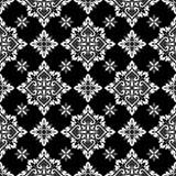 Vector damask seamless pattern Stock Photo