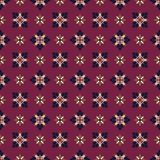 Vector damask seamless pattern Stock Images