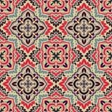 Vector damask seamless pattern Royalty Free Stock Photos