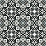 Vector damask seamless pattern Stock Photos