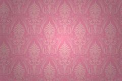 Vector damask seamless pattern. Stock Photos