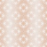 Vector damask seamless of vintage ornament. Vector damask seamless of vintage floral elements.  Royal wallpaper Royalty Free Stock Image