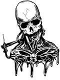 Vector dark art . vector illustration