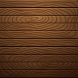 Vector dark wood plank texture background Royalty Free Stock Photography