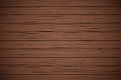 Vector Dark Wood plank texture Stock Image