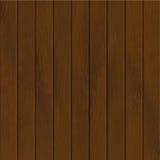 Vector dark wooden planks stock illustration