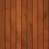 Vector dark wooden vertical boards with texture eps10 Royalty Free Stock Photo
