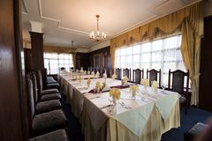 Vector de banquete Fotos de archivo