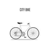 Vector de Bycicle Fotos de archivo