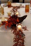 Vector de cena de la caída Fotografía de archivo
