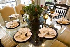 Vector de cena lujoso Imagen de archivo libre de regalías