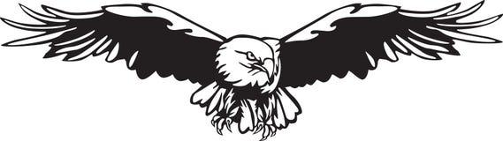 Vector de Eagle stock de ilustración
