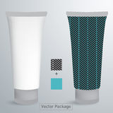 Vector de empaquetado Imagen de archivo libre de regalías