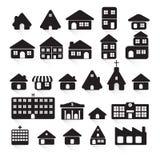 Vector de EPS10 constructivo urbano gráfico stock de ilustración