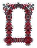 Vector de hadas del marco Foto de archivo libre de regalías