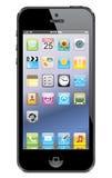 Vector de Iphone 5