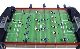 Vector de juego de fútbol Fotografía de archivo