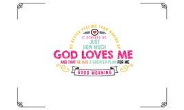 Vector de la cita de la tipografía del amor Imágenes de archivo libres de regalías