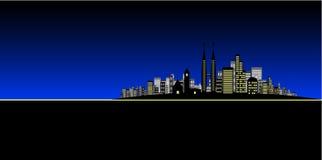 Vector de la ciudad