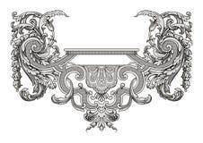 Vector de la decoración stock de ilustración
