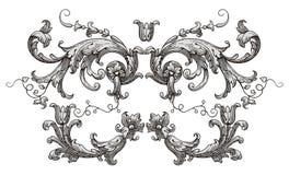 Vector de la decoración Fotografía de archivo