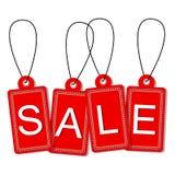 Vector de la etiqueta de la venta Fotografía de archivo libre de regalías